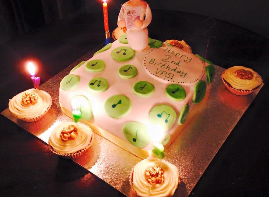Happy Birthday To Us Victoria Park Singers