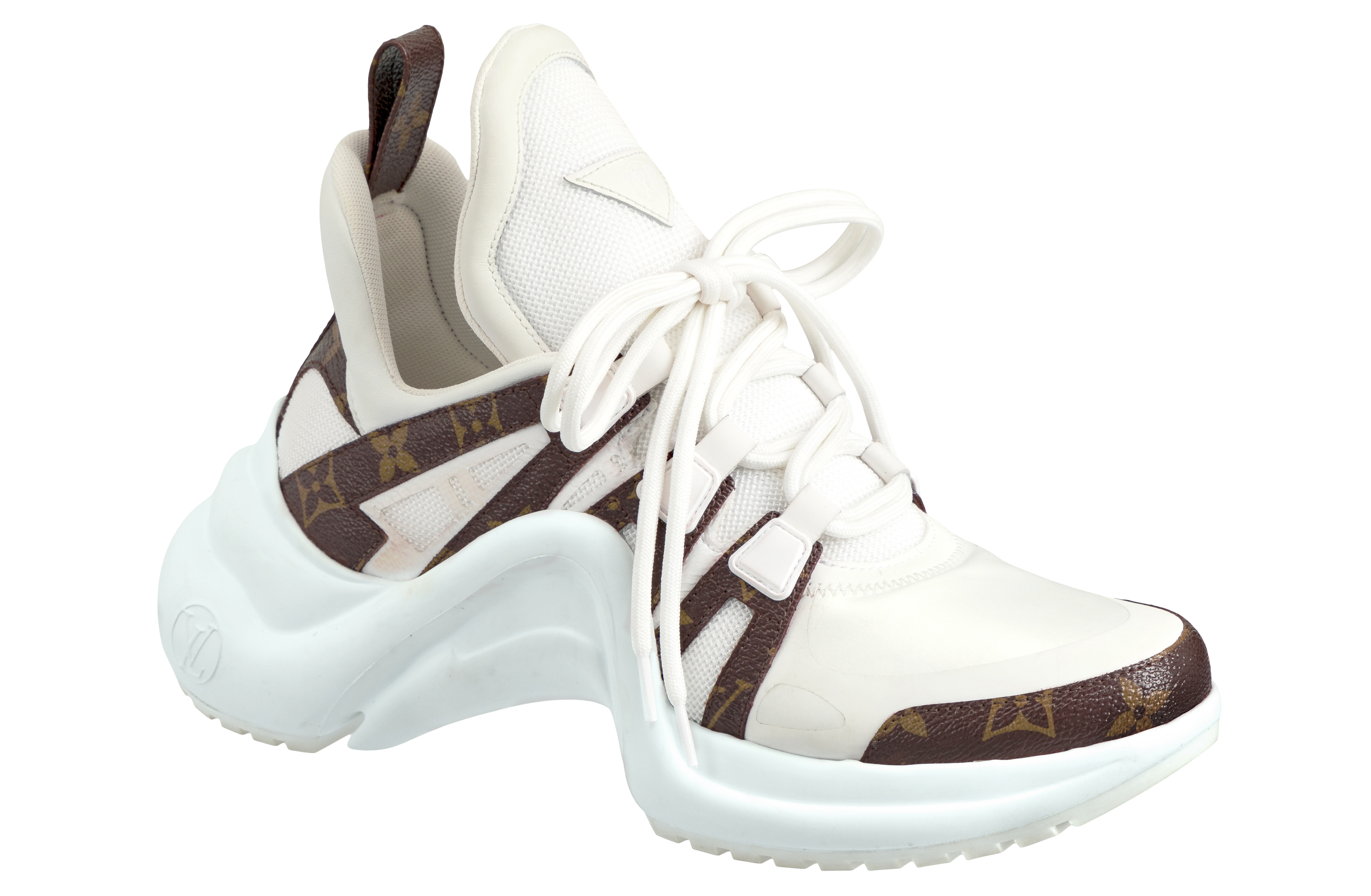 Louis Vuitton Brings Us the Next Great High Fashion Sneaker   GARAGE The Archlight  Image courtesy of Louis Vuitton