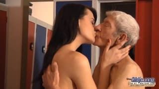 Eva Strauss wants the experience of a grandpa