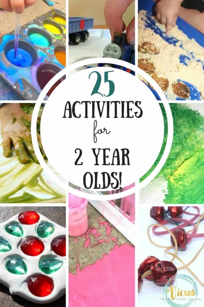 1 Year Old Toddler Activities