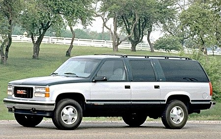 Chevrolet GMC Suburban   Cars of the  90s Wiki   FANDOM powered by Wikia Chevrolet GMC Suburban