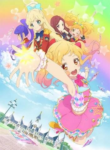 Aikatsu Stars! (anime) | Aikatsu Stars! Wikia | FANDOM ...