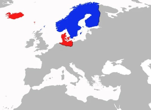 Image   Europe Political Map February 1528 Nordic Empires v1 1 jpg     File Europe Political Map February 1528 Nordic Empires v1