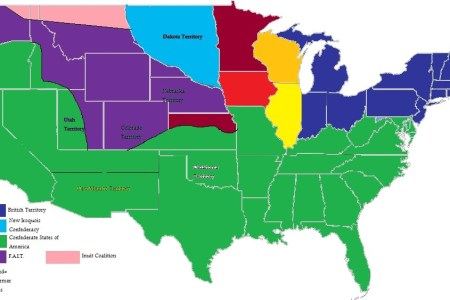 american civil war map of states » Path Decorations Pictures | Full ...