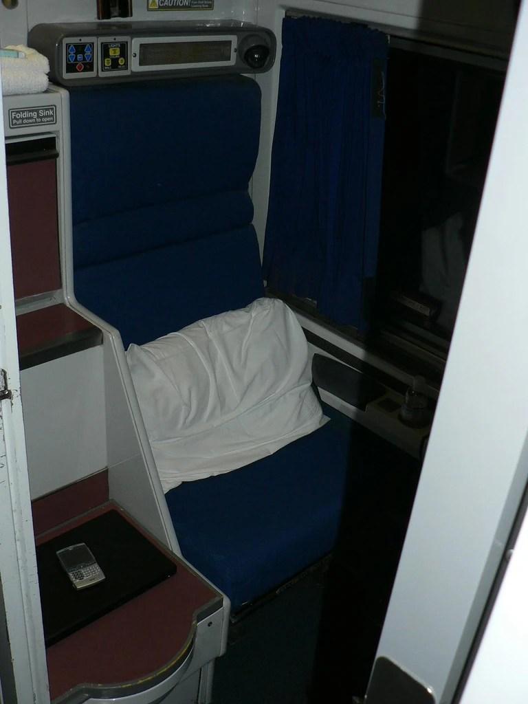 Amtrak Superliner Roomette Numbers