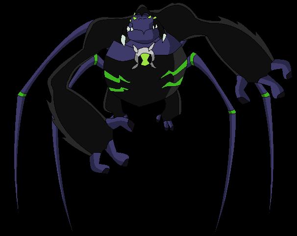 Spidermonkey 10 Omniverse Ben Ultimate