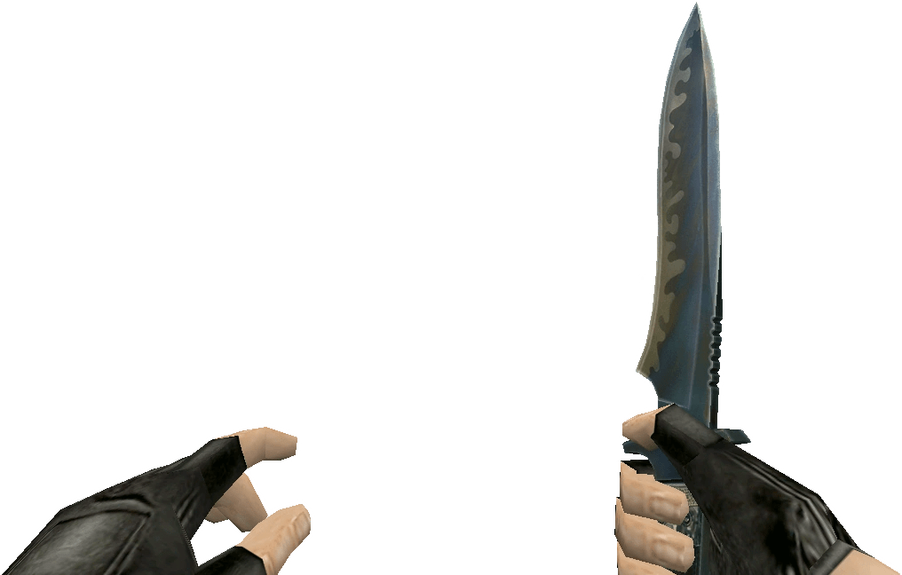 Transparent Roblox Glock