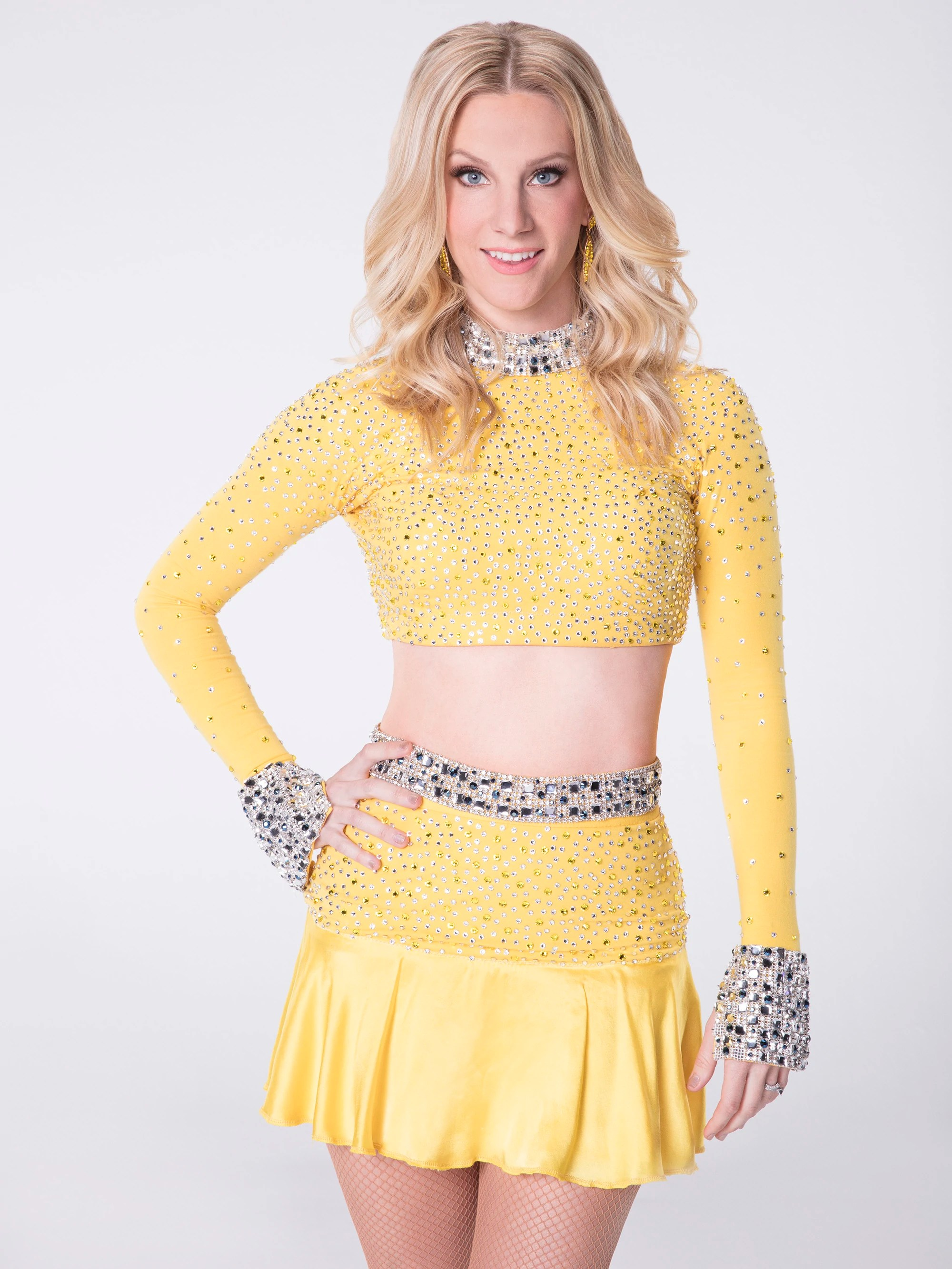 Heather Morris Dancing With The Stars Wiki Fandom