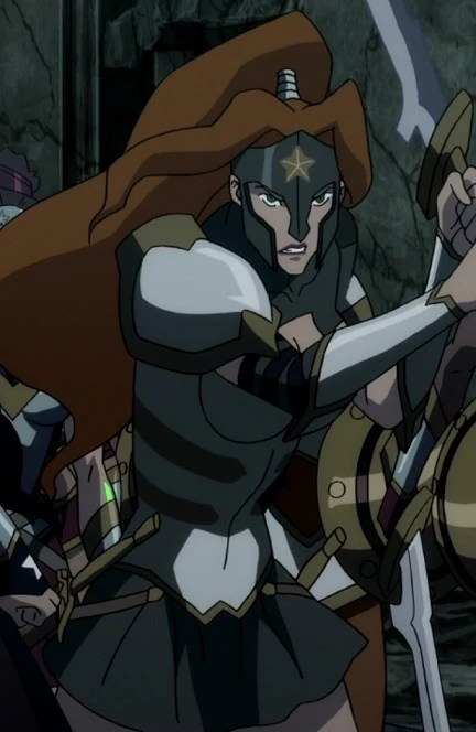 Dawn Justice Green Arrow