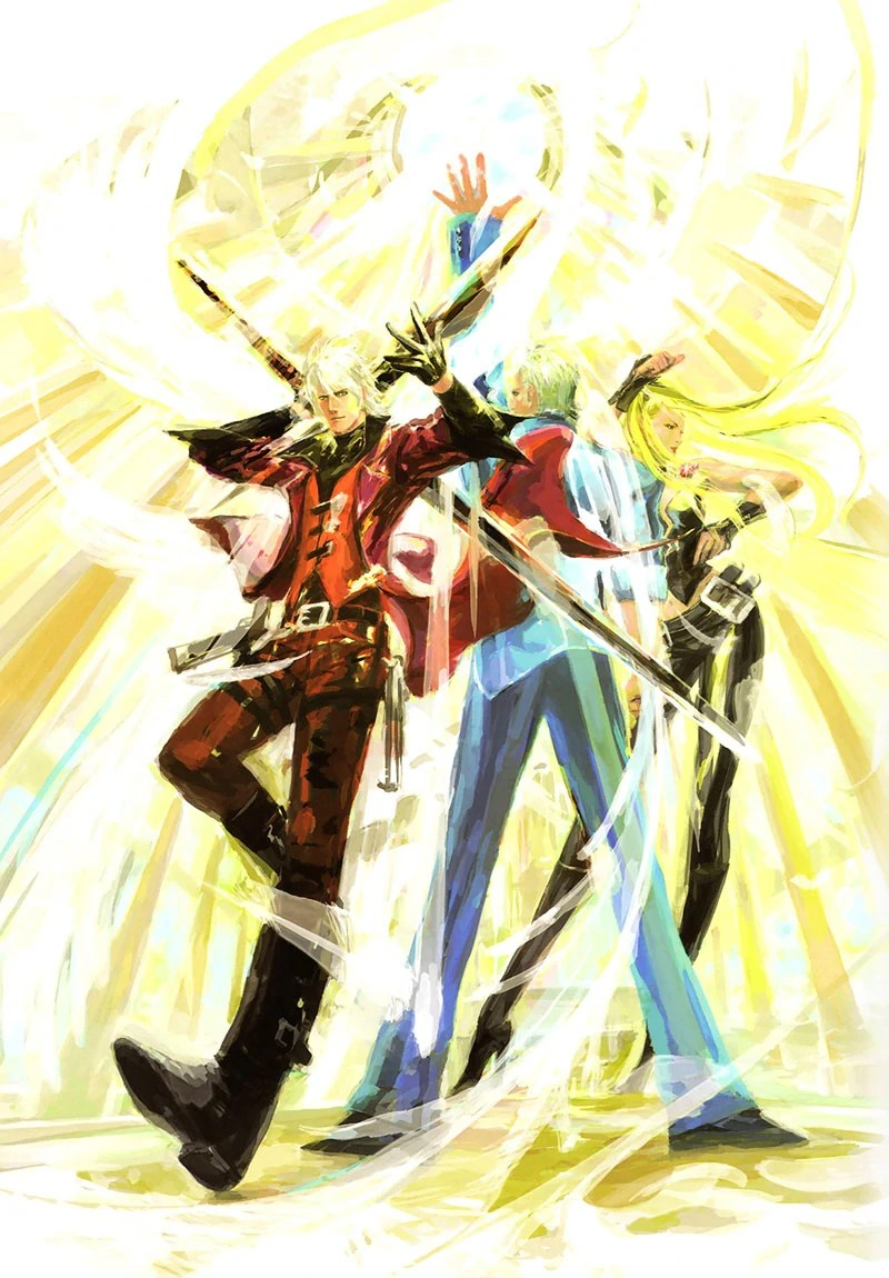 Gallery:Vergil | Devil May Cry Wiki | FANDOM powered by Wikia