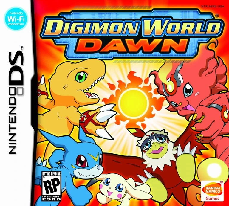 Digimon World Ds Digivolution