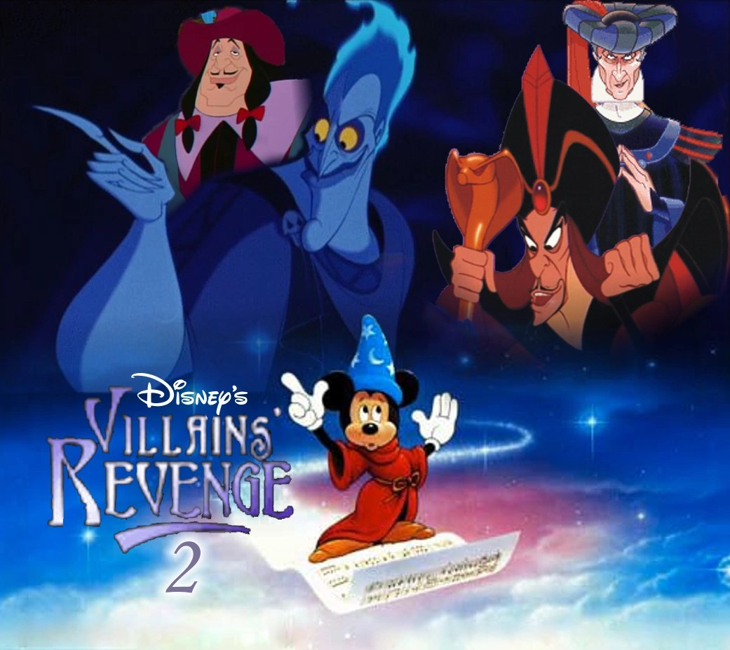 disney villains revenge - HD 1041×927