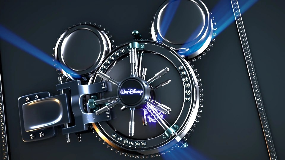 Walt Disney Pictures Logo 2005