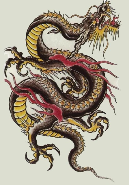 Chinese Dragon | Dragons | FANDOM powered by Wikia