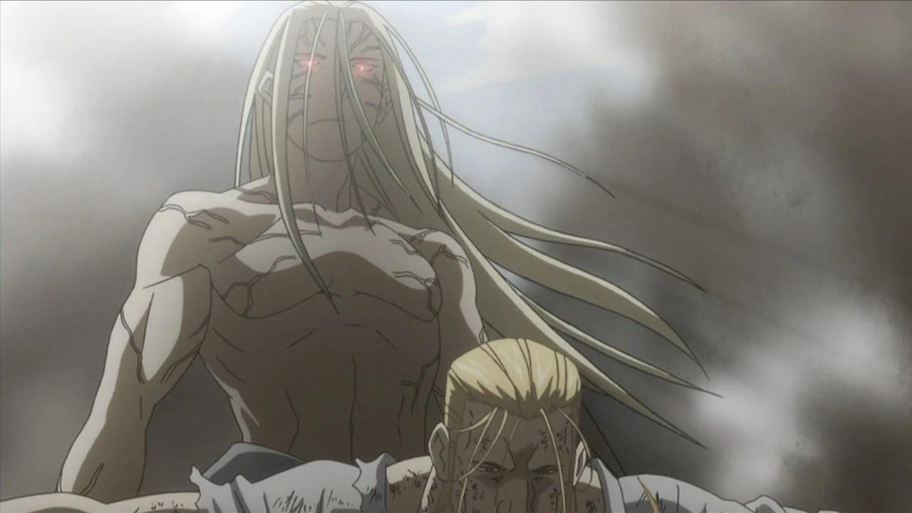 Edward And Al Fullmetal Alchemist Brotherhood