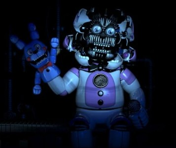 FNaF Sister Location Wikia   FANDOM powered by Wikia Meet the Animatronics