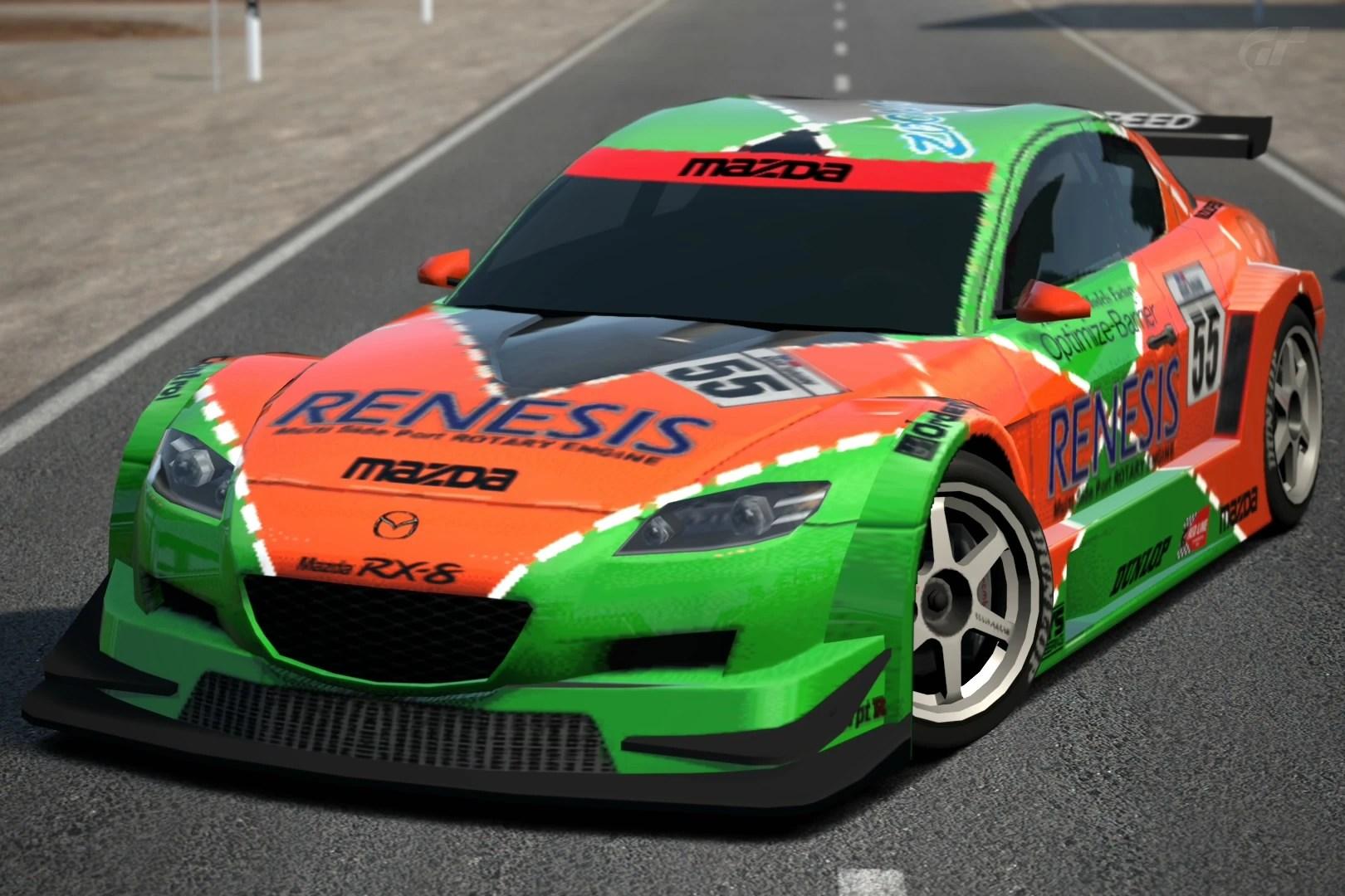 7 Rx Turismo Gran Mazda