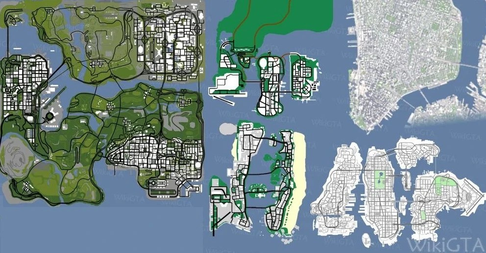 Image   ALL MAP 2 jpg   GTA Myths Wiki   FANDOM powered by Wikia ALL MAP 2 jpg