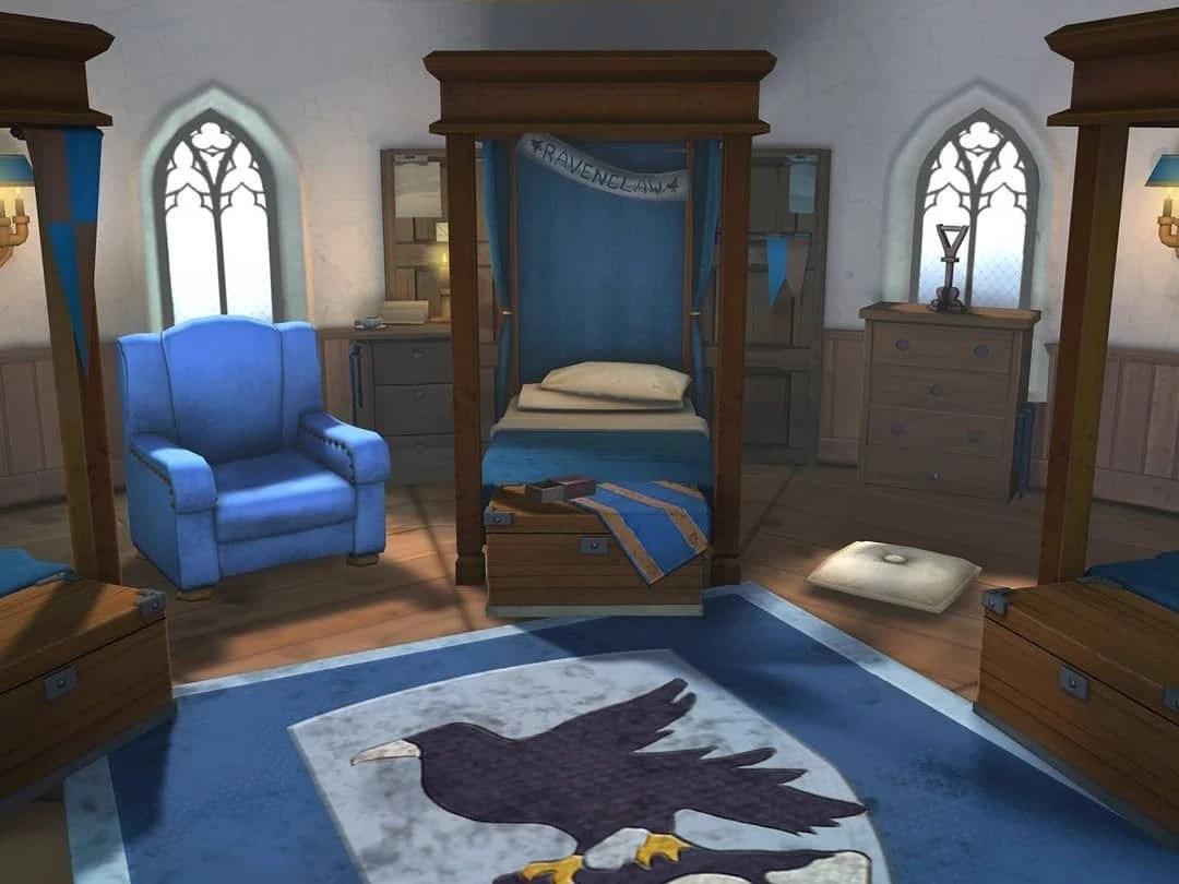 Ravenclaw Boys Dormitory Harry Potter Wiki Fandom