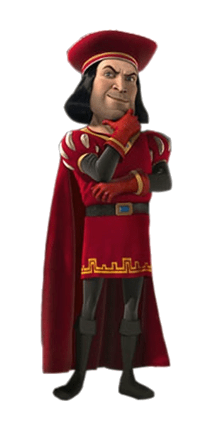 Lord Farquaad Heroes And Villians Wiki Fandom