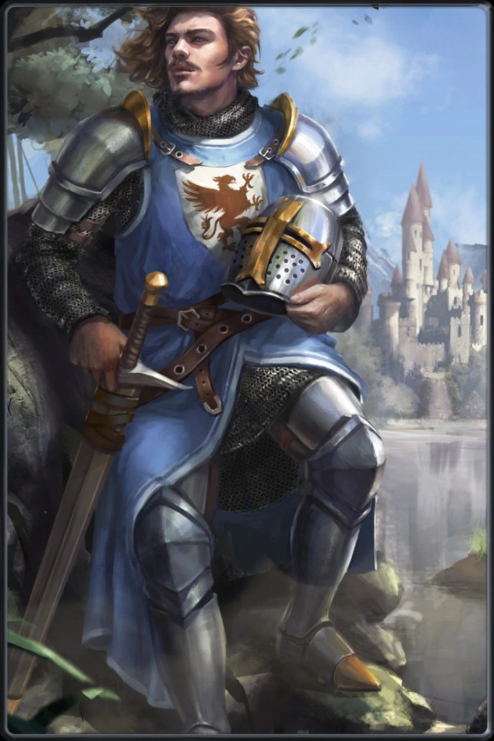 Knights Of Camelot List