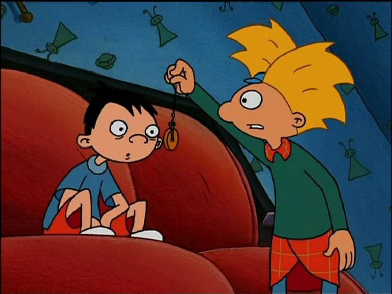Chocolate Boy (episode) | Hey Arnold Wiki | FANDOM powered ...