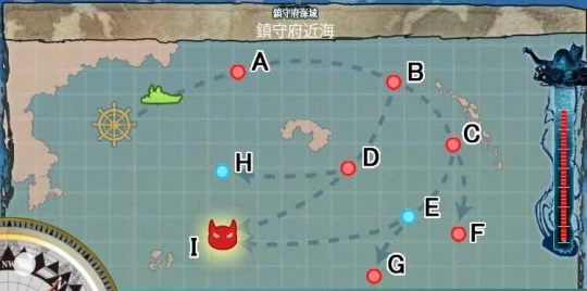 User blog Admiral Mikado Extra Operations for Dummies  1 5     1 5 Map