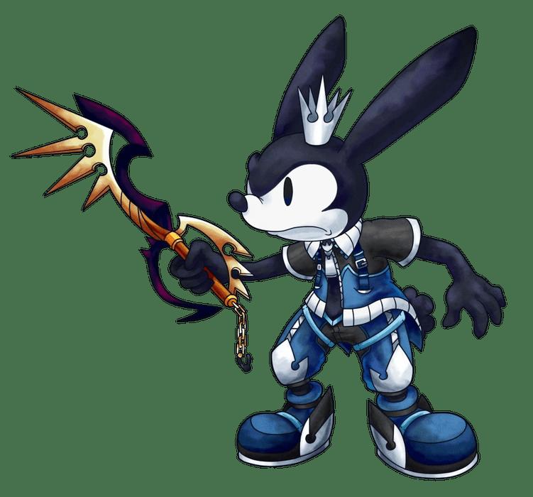 Mickey Mouse Keyblade Kingdom Hearts