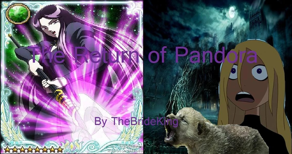 The Return of Pandora DS. 3: God's little Creatures ...