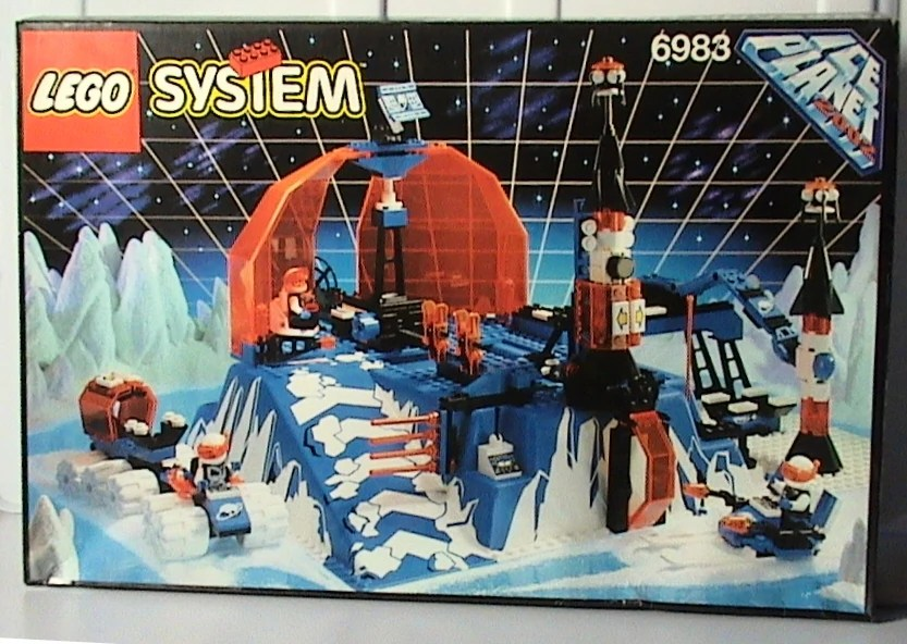 6983 Ice Station Odyssey   Brickipedia   FANDOM powered by Wikia Ice Station Odyssey