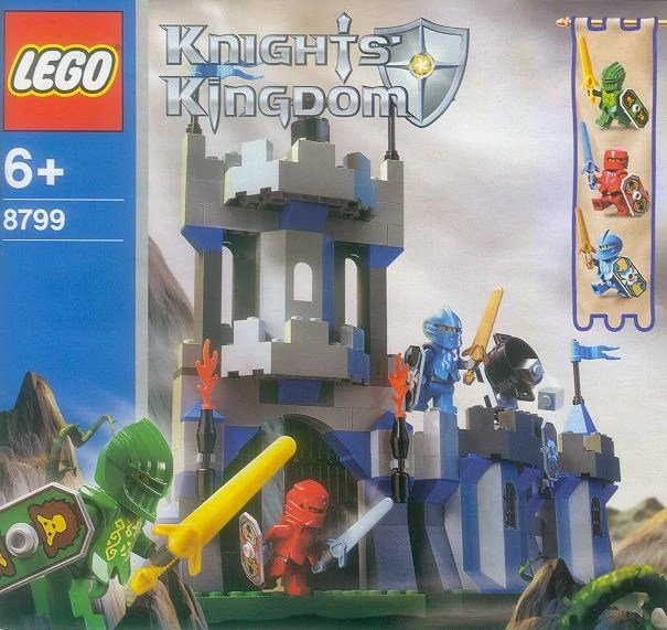 8799 Knights  Castle Wall   Brickipedia   FANDOM powered by Wikia Knights  Castle Wall