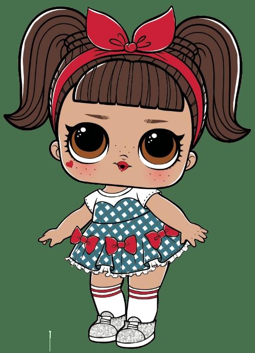 Doll Surprise Transparent Series 3 Lol Background