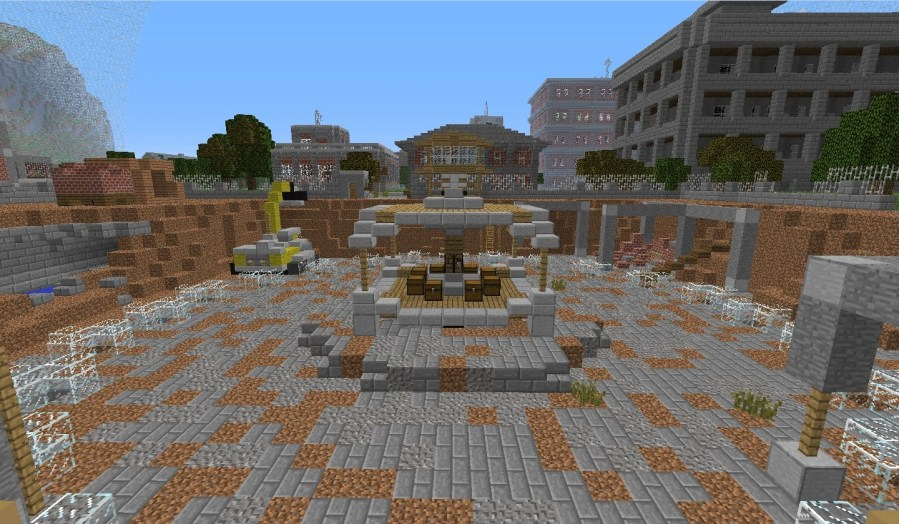 Chests   Minecraft Survival Games Wiki   FANDOM powered by Wikia Screen 1  The Cornucopia of Survival Games