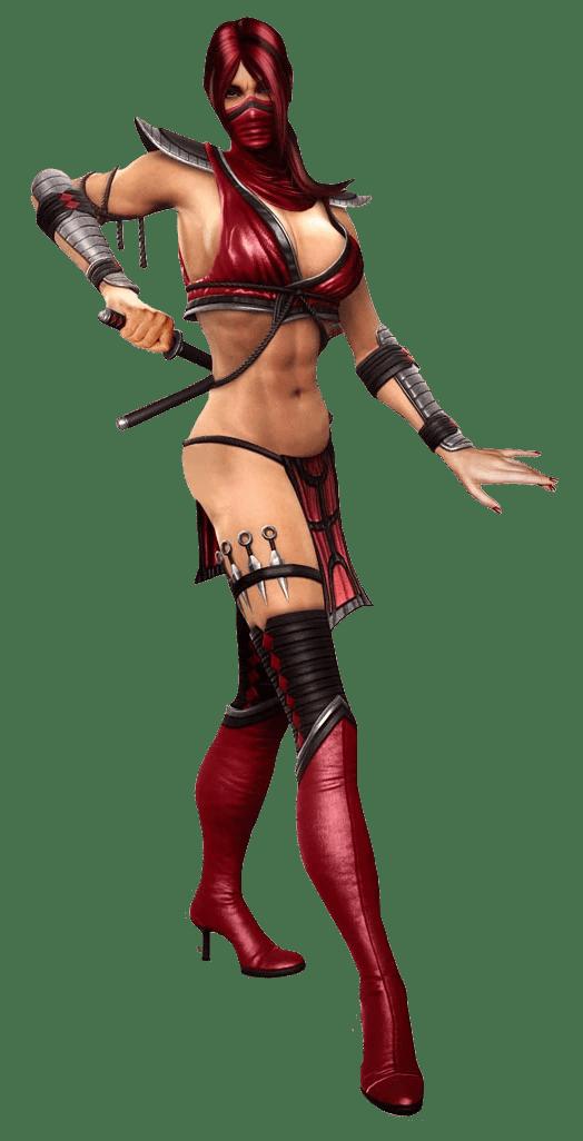 Mortal Kombat X Reptile Alternate Costume