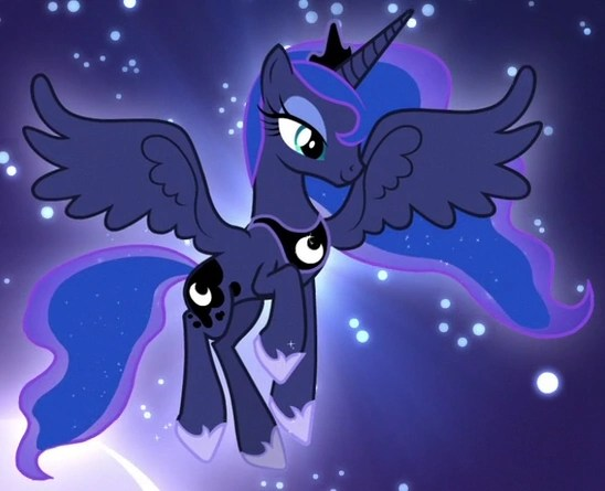 Princess Luna And Twilight