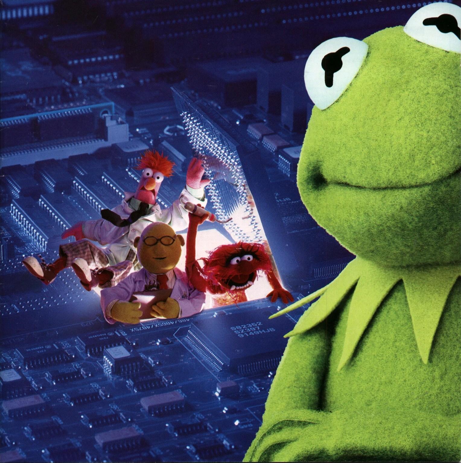 Jim Henson Muppet Babies Cd Rom