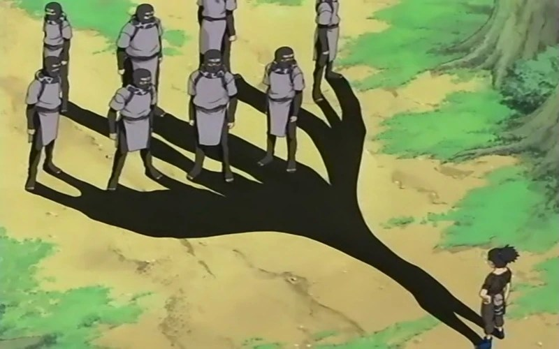 Shadow Imitation Technique | Naruto Fanon Wiki | FANDOM ...