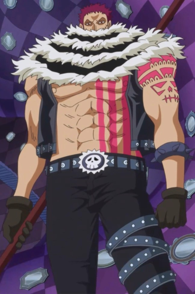 Charlotte Katakuri | One Piece Wiki | FANDOM powered by Wikia