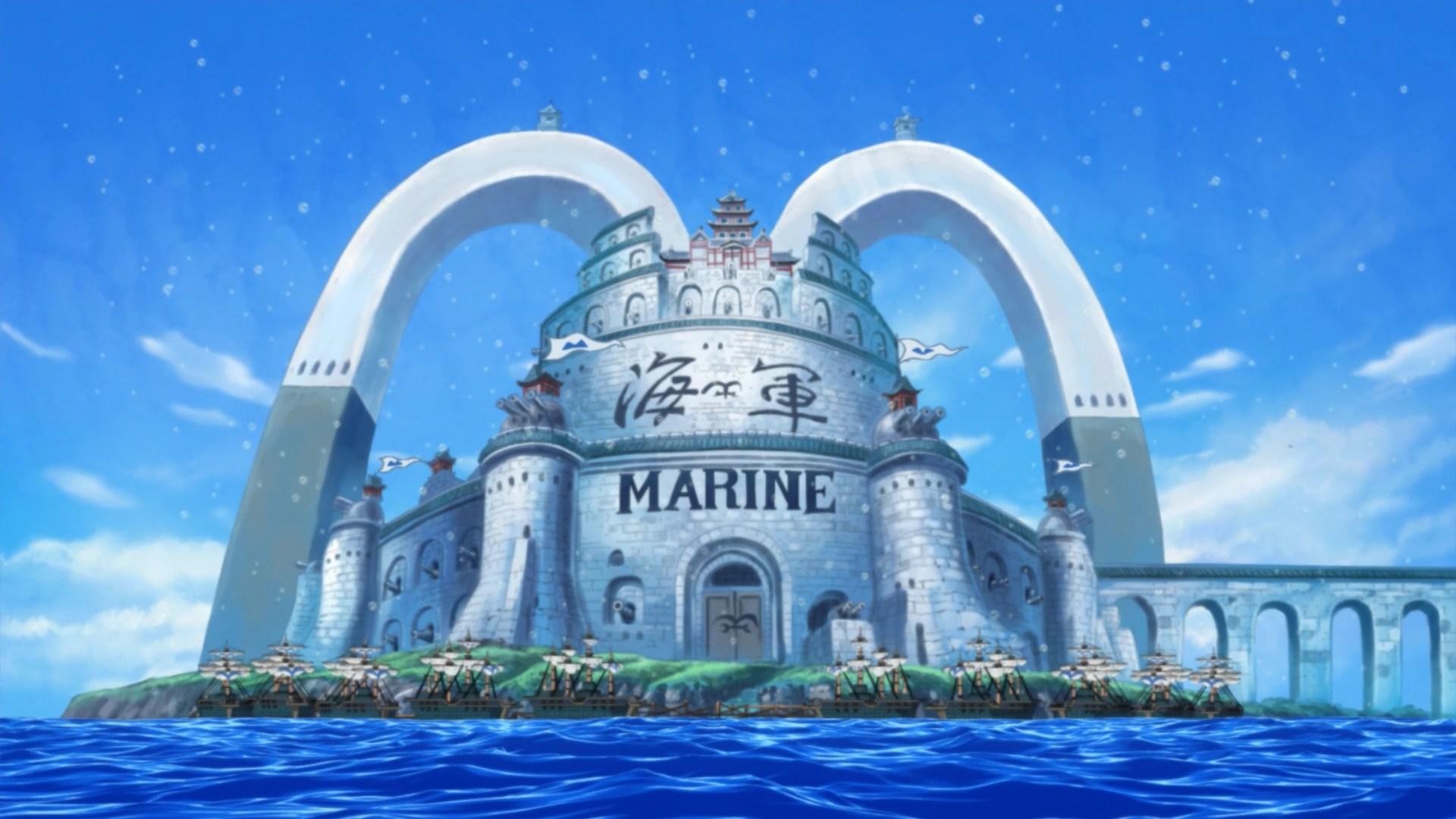 New Marineford   One Piece Wiki   FANDOM powered by Wikia
