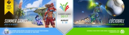 Summer Games   Overwatch Wiki   FANDOM powered by Wikia Summergames2017