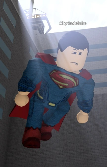 Daily Planet Superman