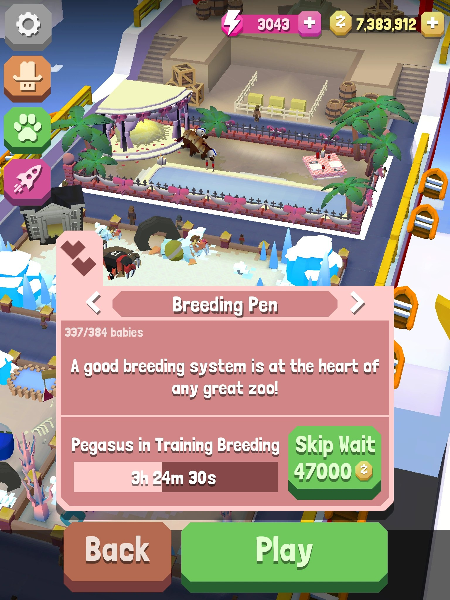 Breeding Pen Rodeo Stampedia Fandom Powered By Wikia