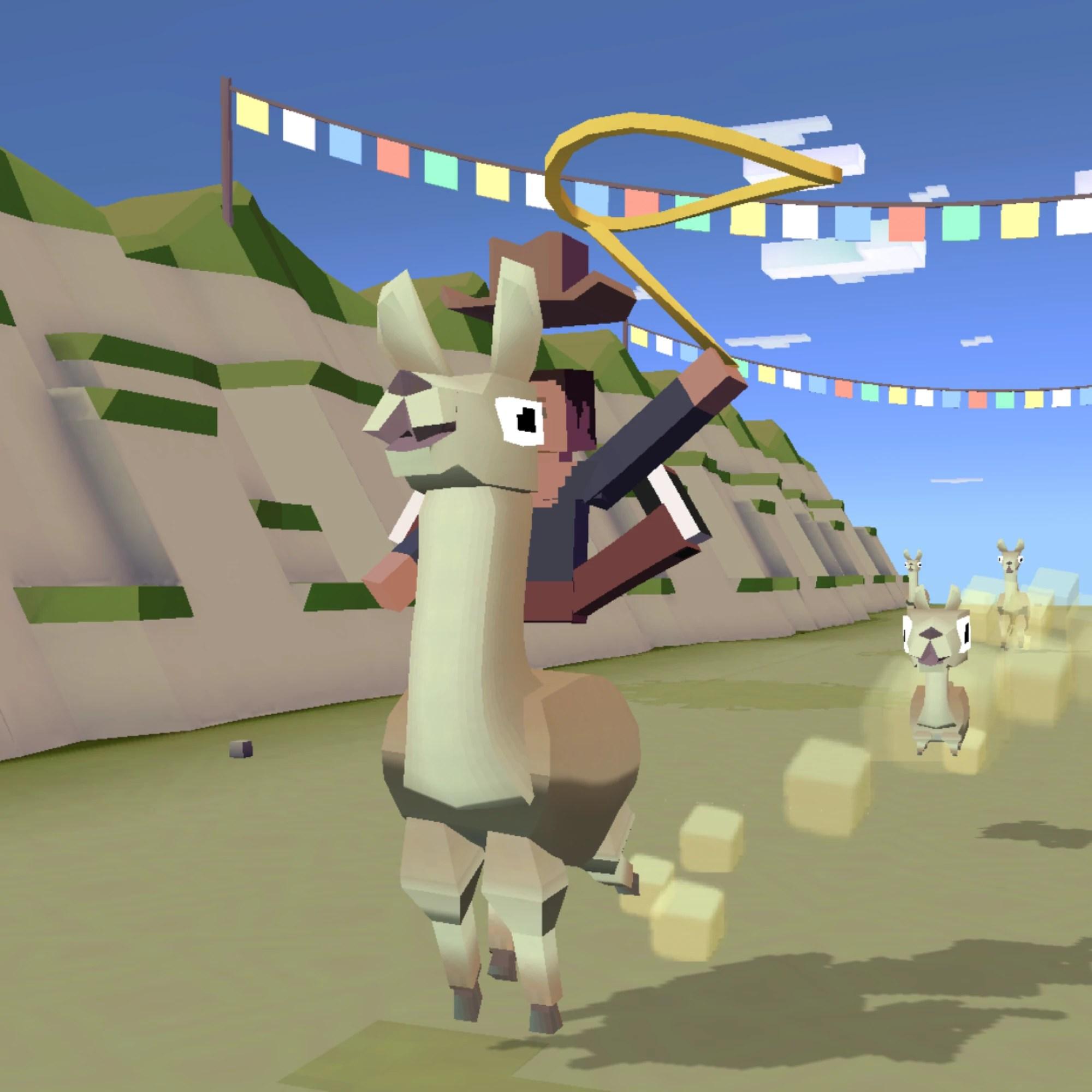 Llama Rodeo Stampedia Fandom Powered By Wikia