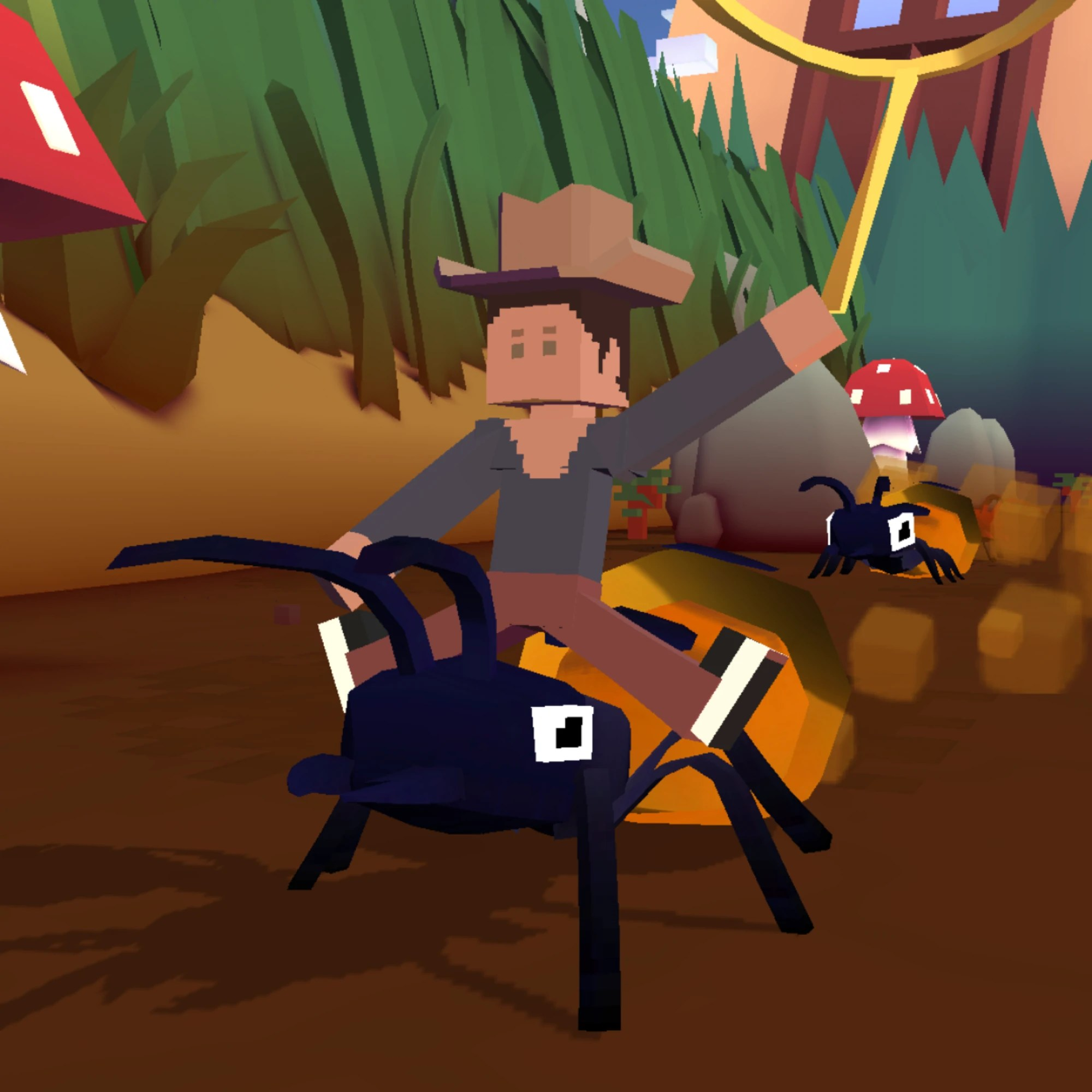 Honey Ant Rodeo Stampedia Fandom Powered By Wikia