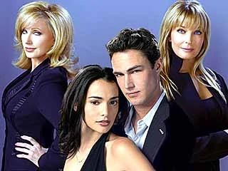 Fashion House   Soap Opera Wiki   FANDOM powered by Wikia Four of the stars of Fashion House  Morgan Fairchild  Sophia Blakely    Natalie Martinez  Michelle Randall Miller   Taylor Kinney  Luke Gianni    and Bo Derek