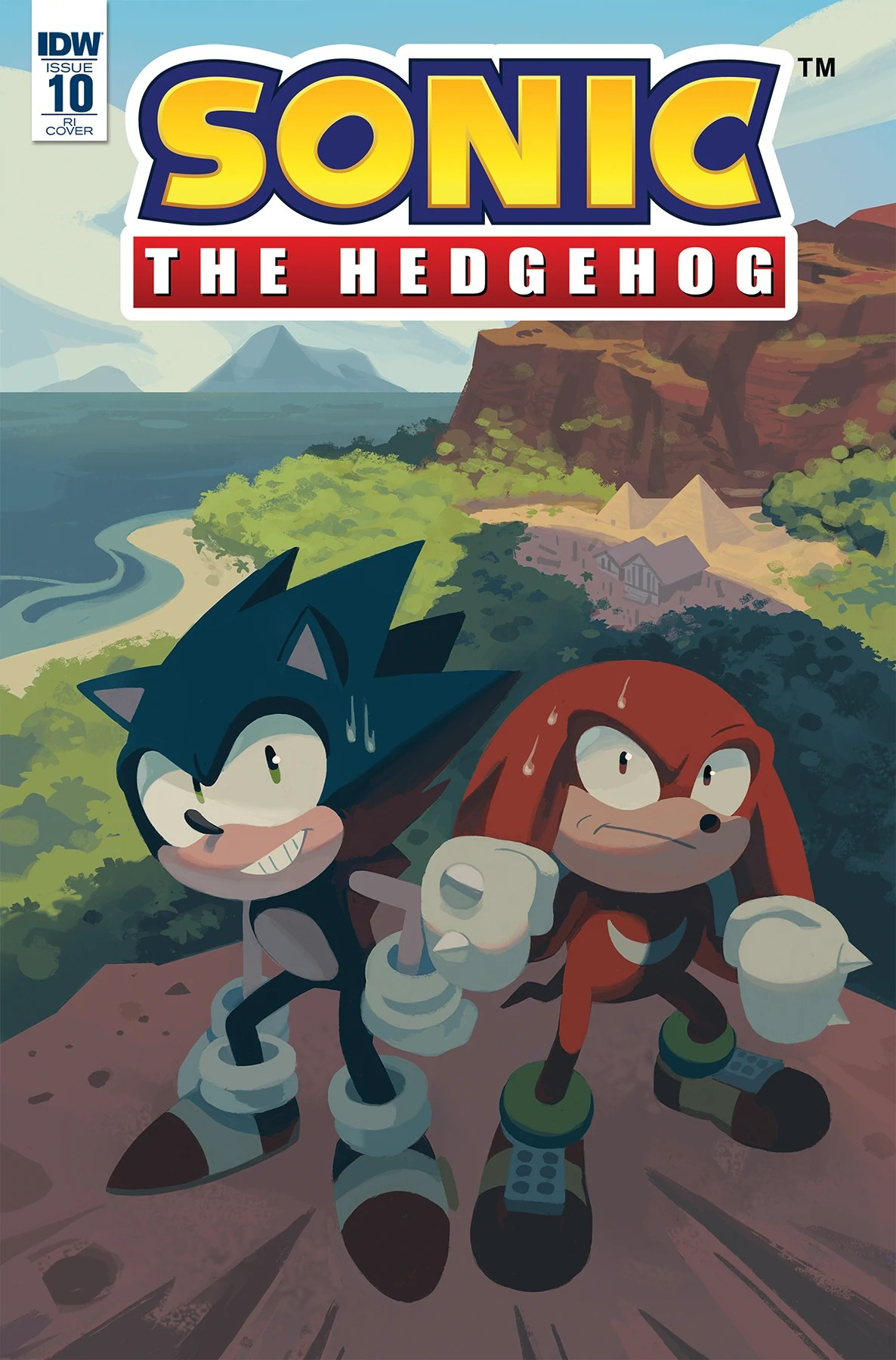 [idw-sonic minirant] reuse of art and lazy covers by ...