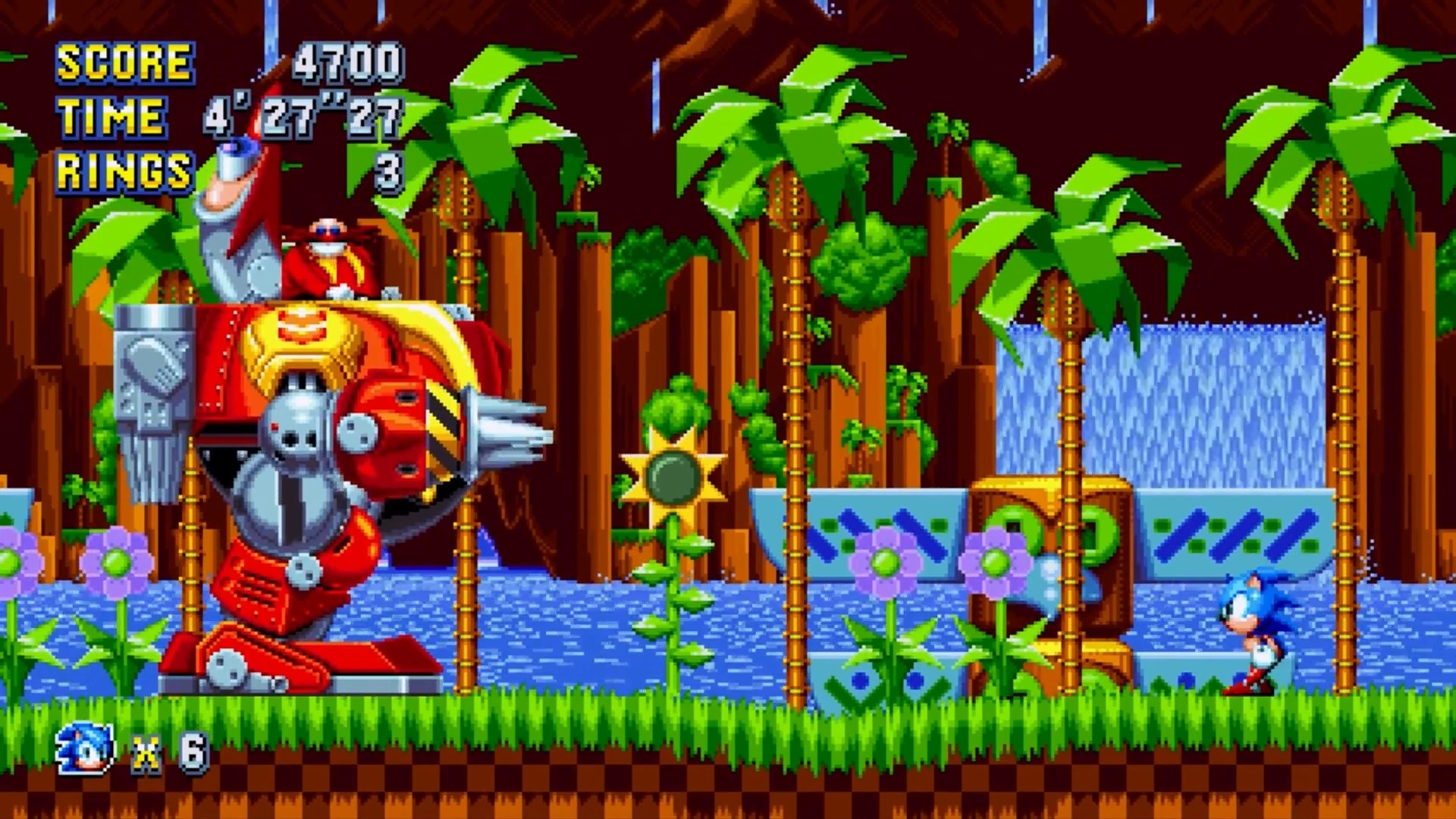Bosses Lost World Sonic All
