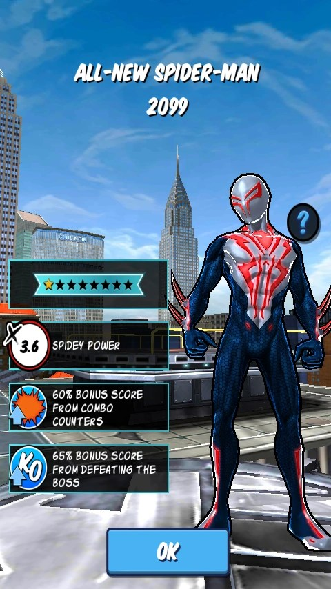 All New Spider Man 2099   Spider Man Unlimited  mobile game  Wiki     All New Spider Man 2099