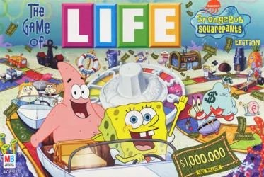 The Game of Life  SpongeBob Edition    Encyclopedia SpongeBobia     The Game of Life  SpongeBob Edition