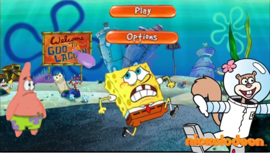 Picture Day  The Video Game   SpongeBob Fanon Wiki   FANDOM powered     Picture Day The Video Game